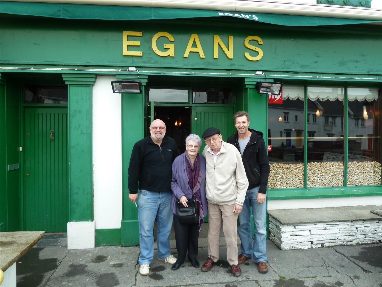 Egans Pub, Liscannor Ireland